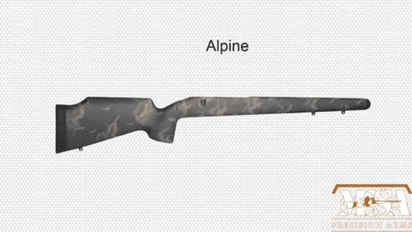 alpine tikka stock