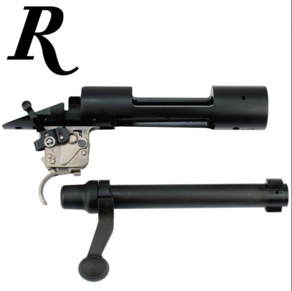 remington 700 short action matte black